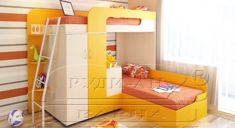 Children's bedroom set FRESH
