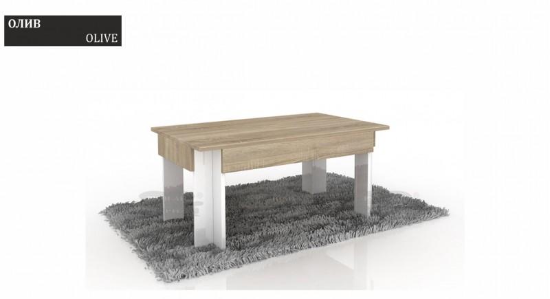 кофейный столик ОЛИВ