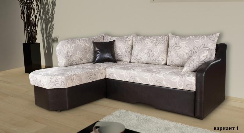 Corner sofa VALENTINO
