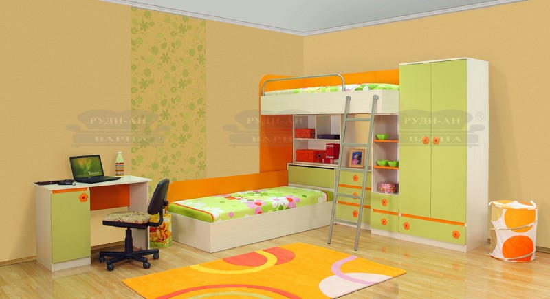 Children's bedroom set FOLY