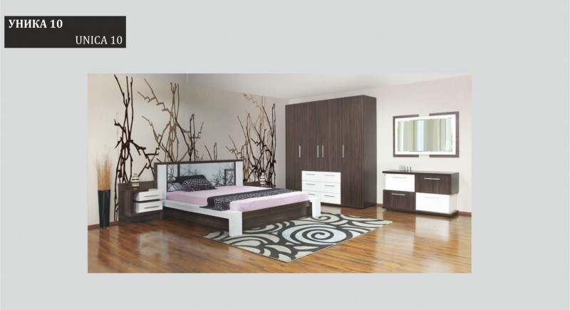 Bedroom set UNICA 10