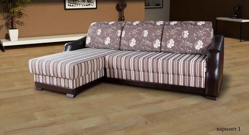 "Corner sofa ""TUZAR"""