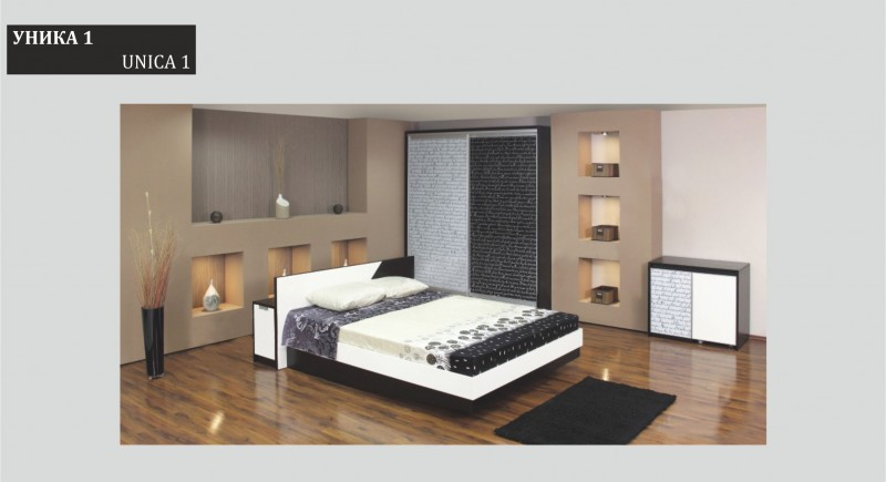 Bedroom set UNICA-1
