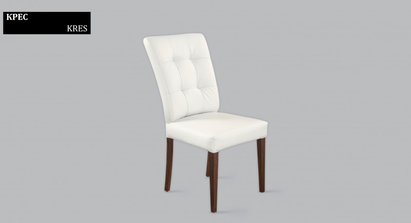 Upholstered chair KRES