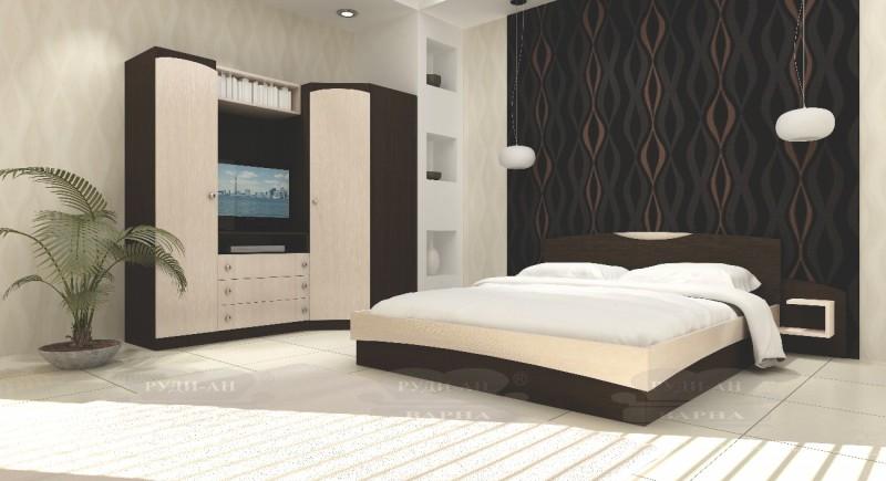 Modular bedroom system MELANIE-2