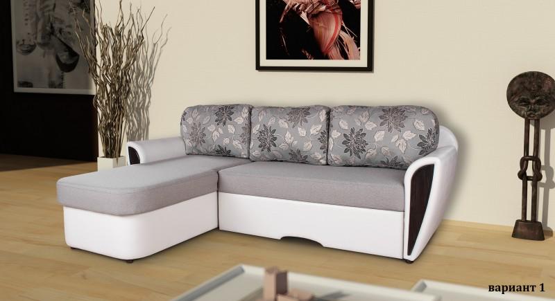 Corner sofa VYARA