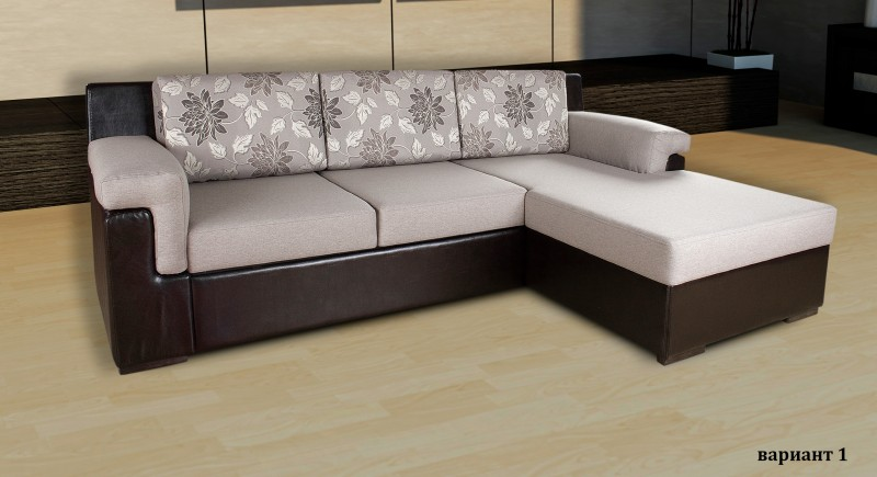 Corner sofa New ALICE