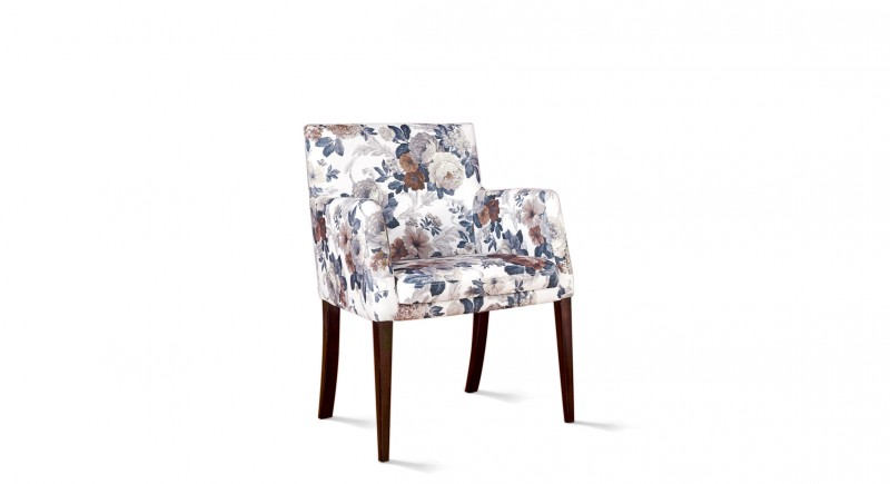 Upholstered armchair ZHIZHO
