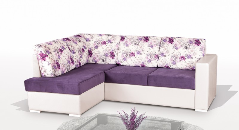 Corner sofa ELEGANCE-LUX