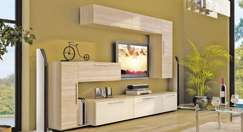 Wall unit SAMANTHA