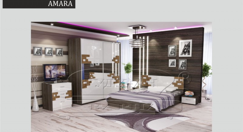 Bedroom set AMARA
