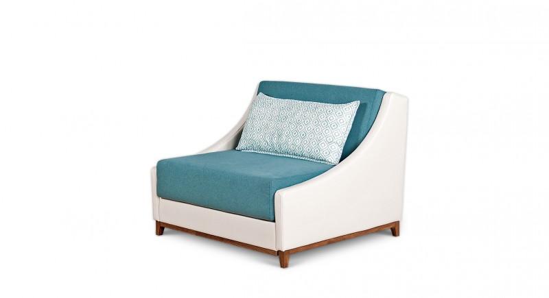 Extendable armchair EASY