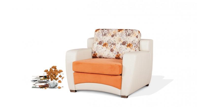 Extendable armchair MARK