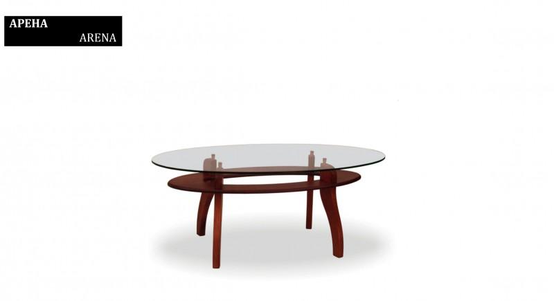 обеденный стол АРЕНА - эллипс