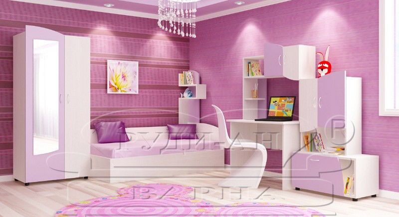 Children's bedroom set FLAI