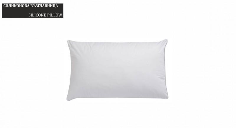 Силиконовые подушки