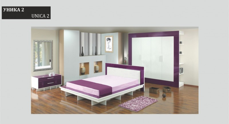 Bedroom set UNICA-2