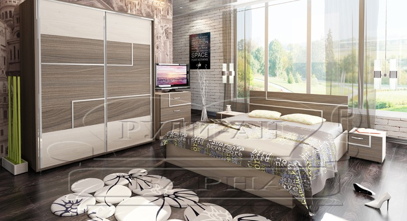 Bedroom set TORINO
