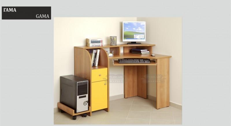 писменный стол ГАММА