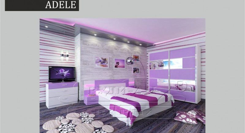 Bedroom set ADELE