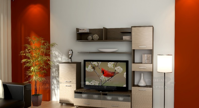 Modular wall unit KOLT-1