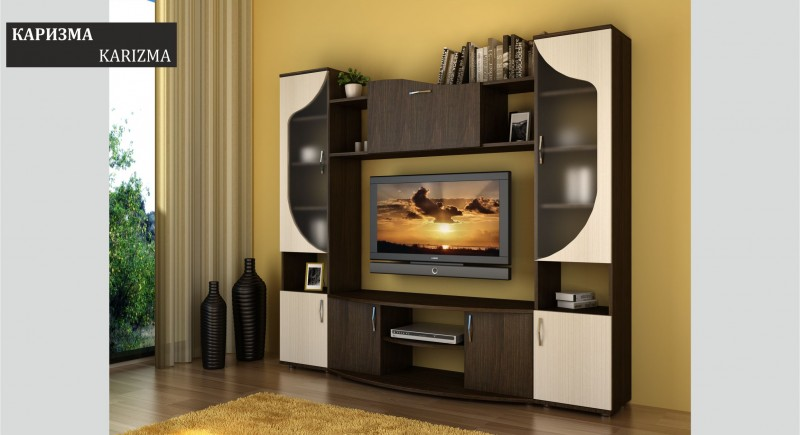 Wall unit KARIZMA