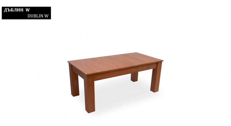 кофейный столик ДУБЛИН-W