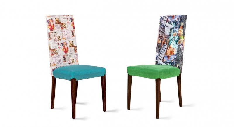 RODI upholstered chair