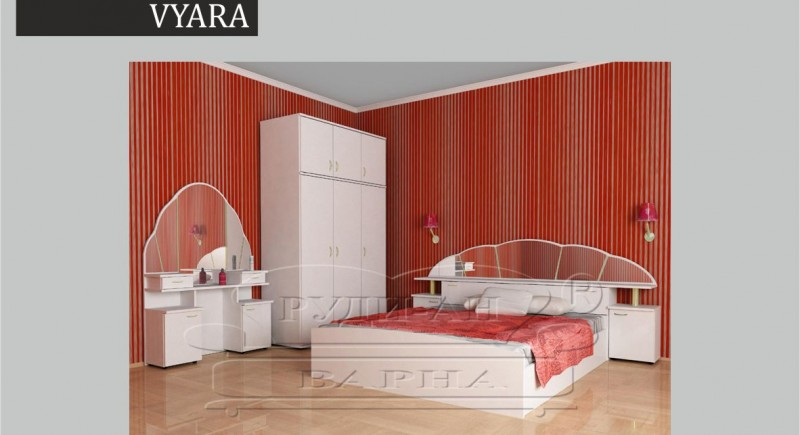 Bedroom set VYARA