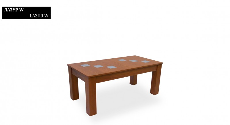 Tea and coffee table LAZUR W