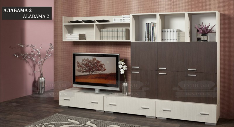 Wall unit ALABAMA-2