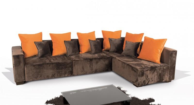 Corner sofa LEONARDO- M4