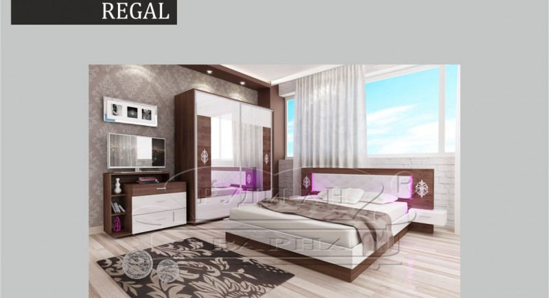 Bedroom set REGAL