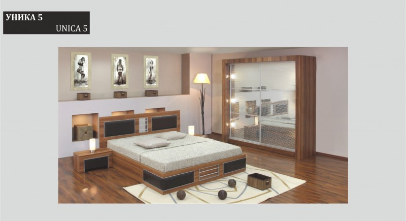 Bedroom set UNICA-5