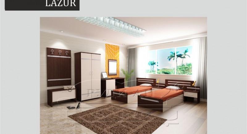 Hotel room set LAZUR