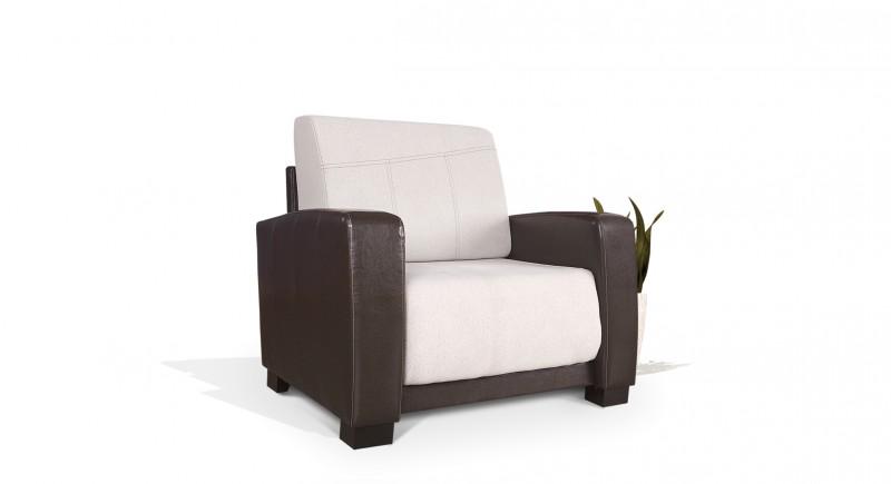 Extendable armchair POLKA