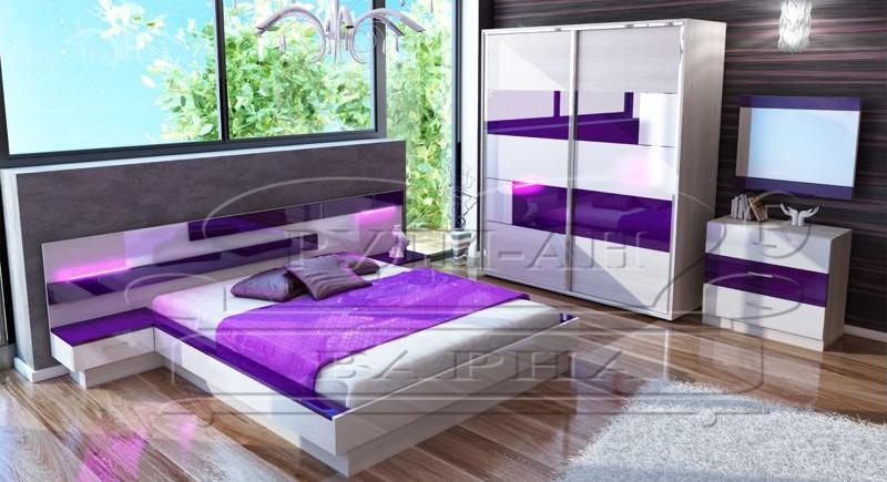 Bedroom set FIORE