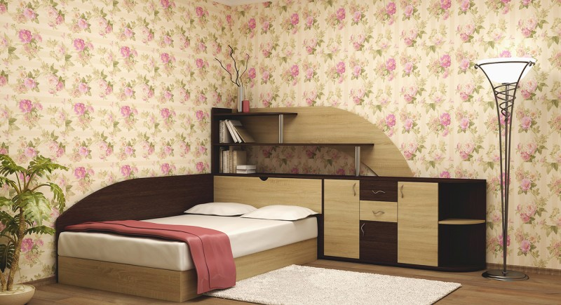 Bedroom set OLIMPIYA