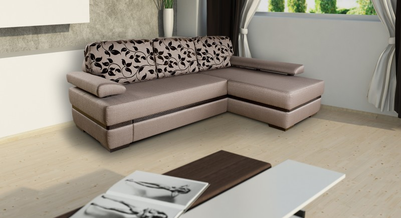 Corner sofa OXFORD