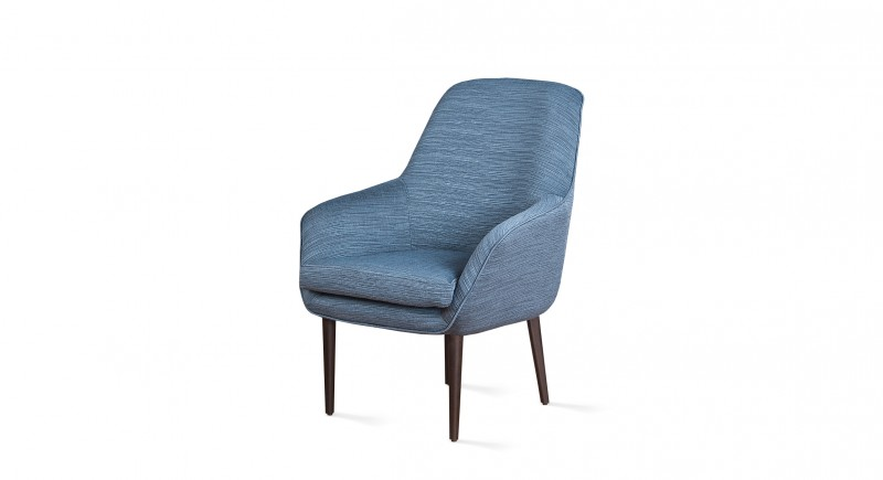 upholstered chair VIENNA