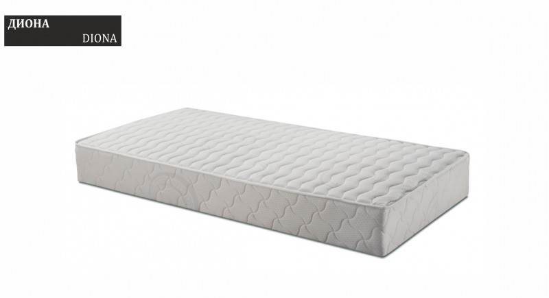 Single-sided mattress DIONA