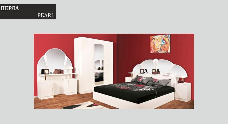 спалня ПЕРЛА