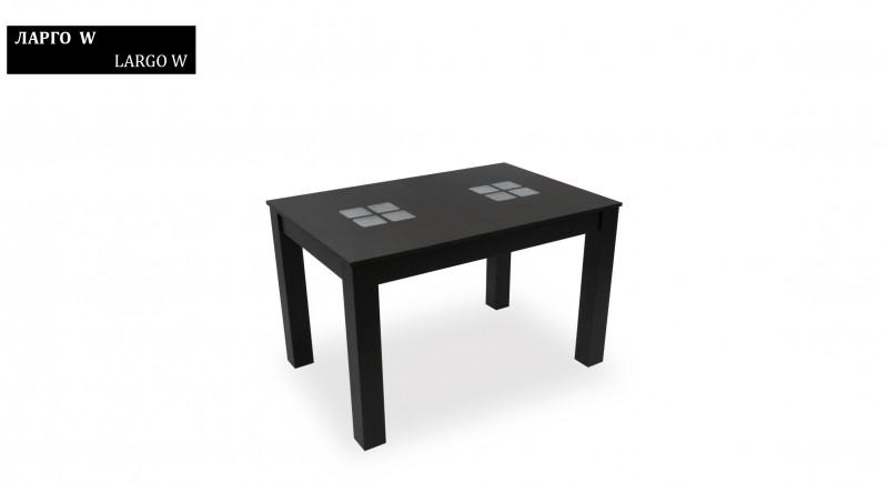 обеденный стол ЛАРГО-W