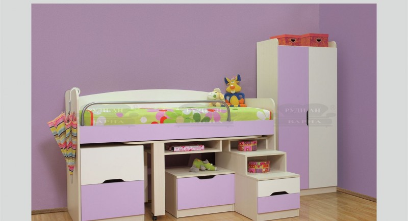 Children's bedroom set FRANCIS