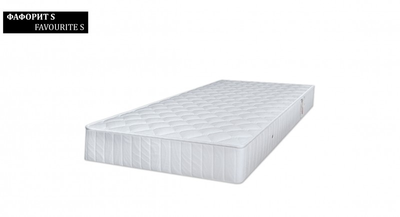 Single-sided mattress FAVOURITE S