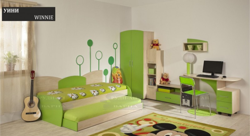 Children's bedroom set WINNIE