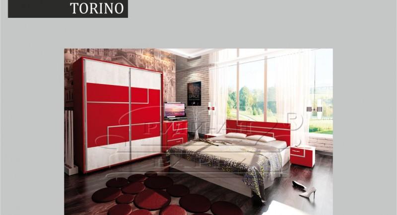 спалня ТОРИНО