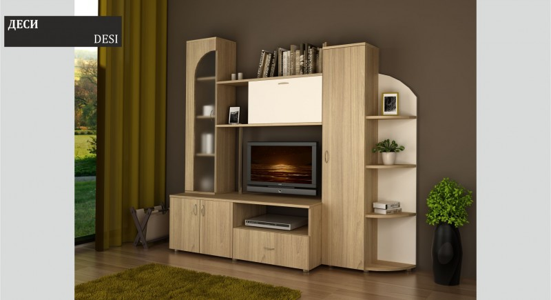 Wall unit DESI