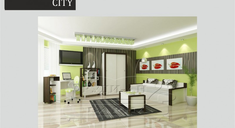 Teen bedroom set CITY