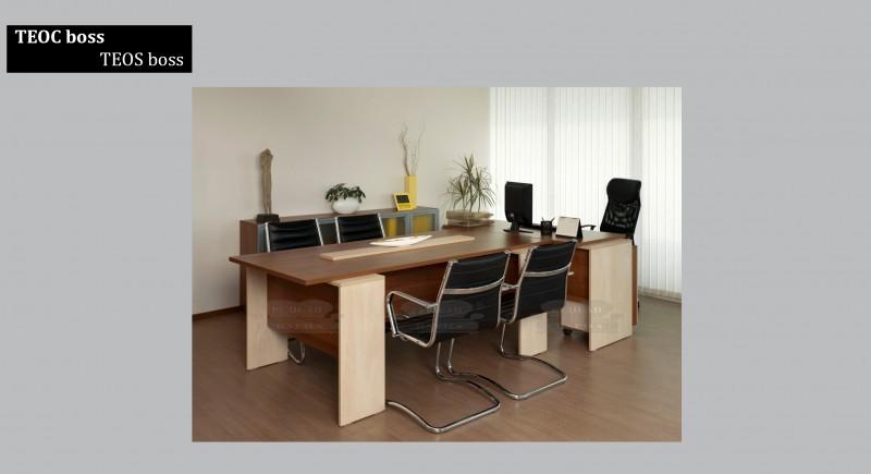 офис обзавеждане ТЕОС boss